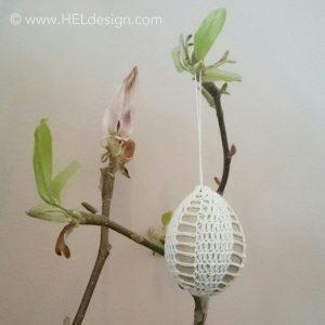 Crochet Easter Egg by Hege Espeland Lygre