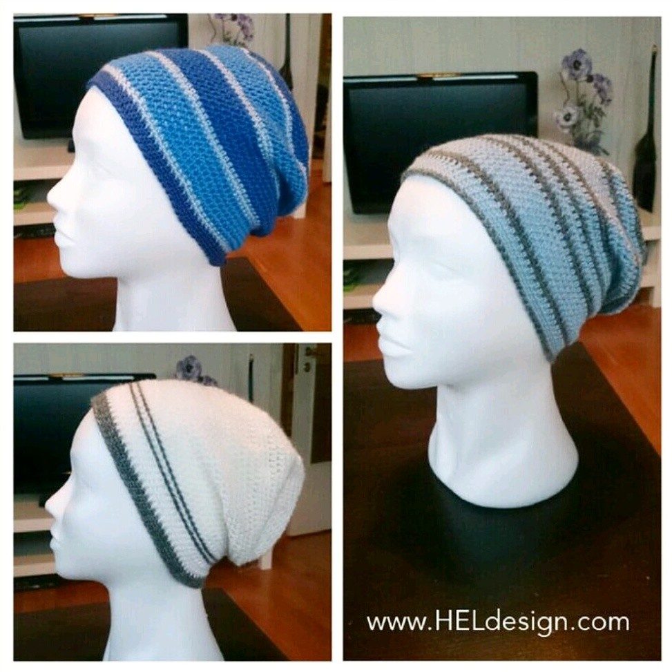 Crochet Hat by HELdesign