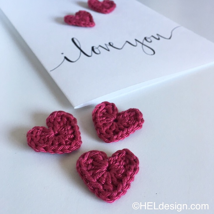 Crochet Heart by HELdesign